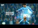 Leroy Sane ●INSANE 2017/18● Skills, Goals Assists - HD
