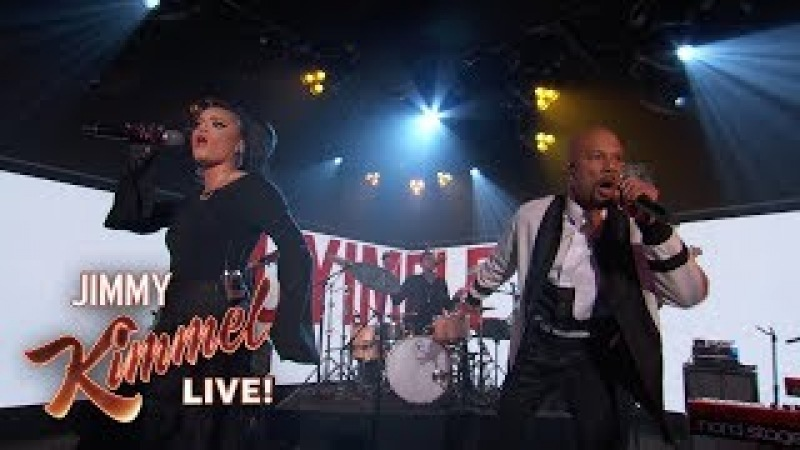 Andra Day – Stand Up For Something ft. Common, with Diane Warren
