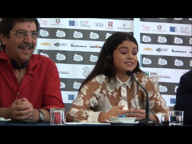 Ischia Global Fest Film Music | Conferenza Stampa Selena Gomez | Parte 3