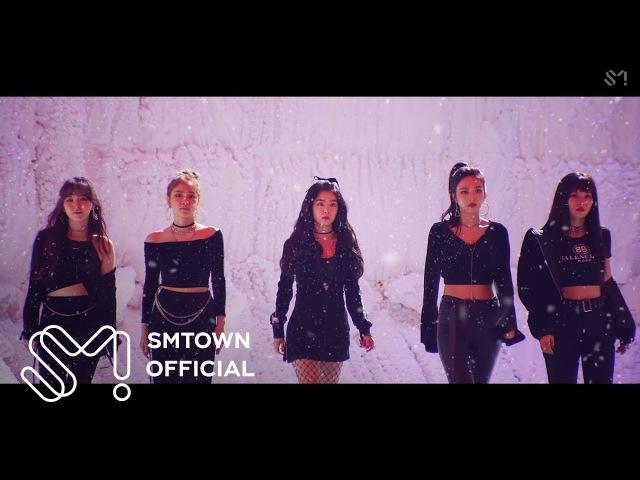Red Velvet 레드벨벳 Bad Boy MV кфк