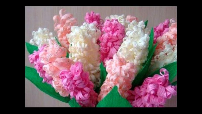 Оригами Цветы Из Бумаги. Как Сделать Цветы Поделки Из Бумаги Своими Руками Подарок Маме Учителю