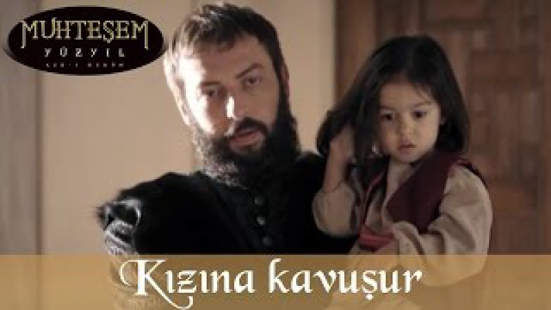 İbrahim Paşa Kızına Kavuşur - Muhteşem Yüzyıl 74.Bölüm