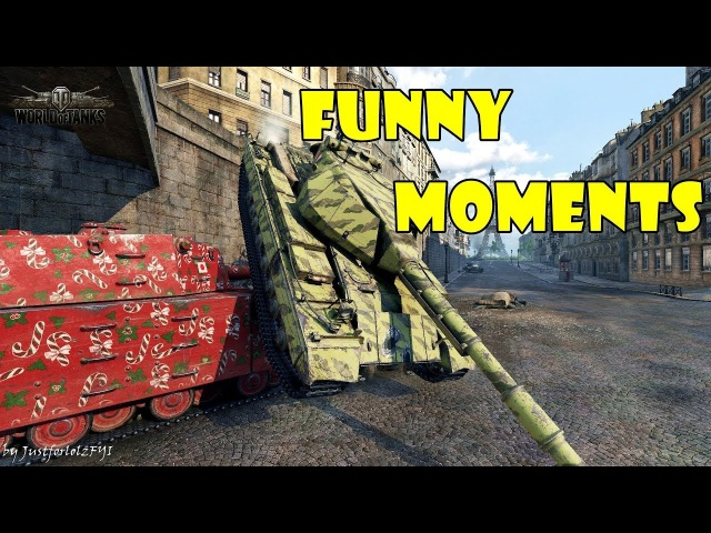 World of Tanks Funny Moments Week 2 February 2018