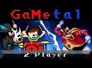 2 Player (Dr. Robotnik's Mean Bean Machine) - GaMetal Ft. The8BitDrummer