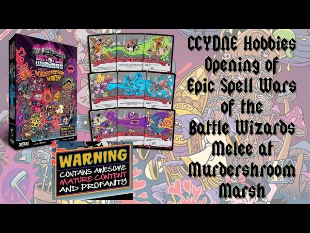CCYDNE Hobbies: Epic Spell Wars 3: Melee at Murdershroom Marsh