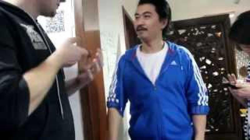 Master Wang Zhi Peng - Beijing Wing Chun Association