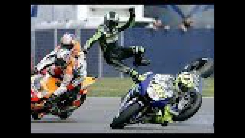 PIORES ACIDENTES MOTO GP 19 Min HD CRASH BIKE DIGODUKE