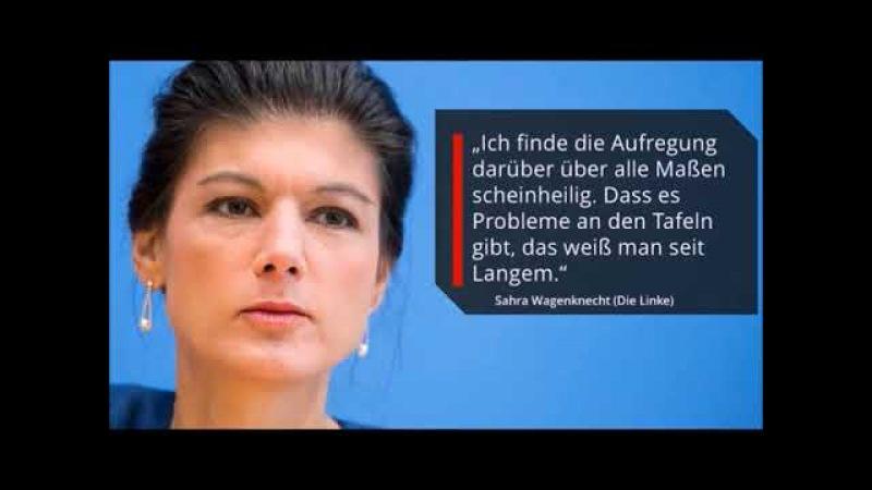Die heuchlerische Farce um die Tafel in Essen und das Fehlen einer deutschen Sozialdemokratie