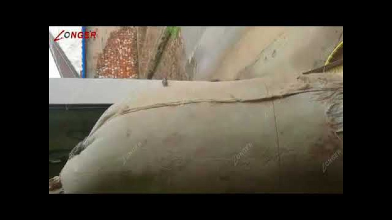 Dry Soybean Peeling Machine Mung Bean Peeler Black Beans Skin Removing Equipment