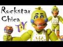 Как слепить Рокстар Чику ФНАФ 6 из пластилина Туториал Rockstar Chica FNAF 6 Tutorial