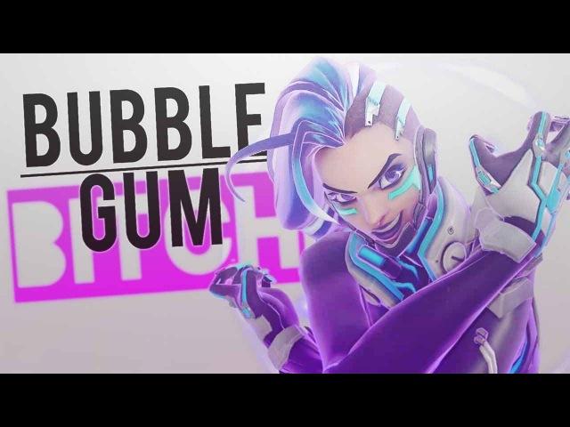 Sombra | Bubblegum Bitch | Overwatch
