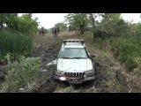 4х4 оффроад Нескучное чуть не потеряли колесо offroad 4x4 hard mudding deep mud full time 4wd