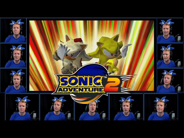 """SONIC ADVENTURE 2 - """"Live and Learn"""" Acapella Cover (Main Theme of SA2)"""