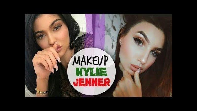 Видео Урок Макияж Как у Кайли Дженнер / Tutorial Video Machiajul Kylie Jenner
