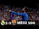 Real Madrid 2 x 3 Barcelona MELHORES MOMENTOS COMPLETO MESSI MONSTRO DECIDE La Liga 2017