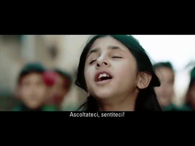 Il battito del cuore Zade Ansam e i bambini della Siria