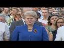 """Po pasaulį išsibarsčiusius lietuvius suvienijo """"Tautiška giesmė tiesioginė transliacija"""