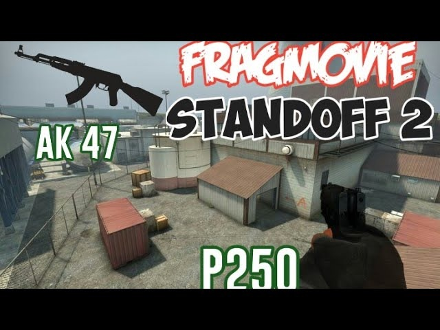 STANDOFF 2 | FRAGMOVIE | AKR AND P250