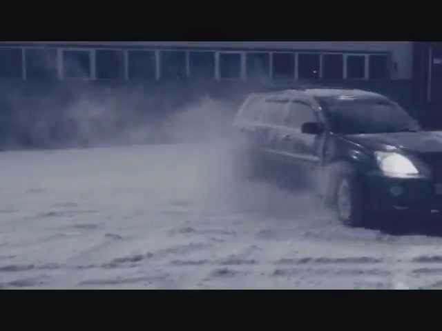 Chery tiggo snow drift 4WD TheLifeSecond.wmv