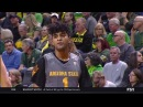 Arizona State at Oregon /NCAA Men's Basketball February 22, 2018