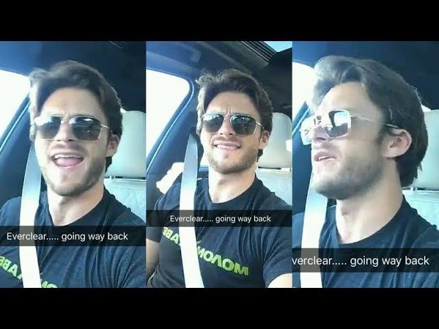 Scott Eastwood   Snapchat Videos   February 13 2018