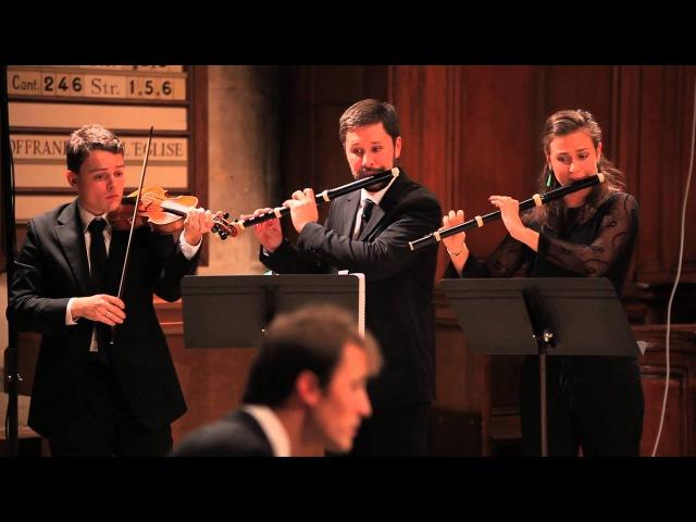 Charpentier : Pour un Reposoir / Ave Verum Corpus (Ensemble Marguerite Louise)