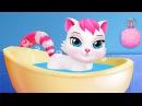 МИЛЫЙ КОТИК 1 мультик игра про милого котенка видео для детей ПУРУМЧАТА