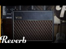 VOX 60th Anniversary AC30HW60 30W 2x12 Handwired Combo Amp | Reverb Demo Video