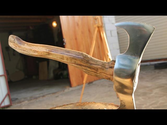Как сделать топор своими руками. Секира. Топор Викингов. DIY The Viking Ax