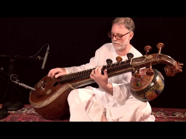 R.Wolf and D.Nelson perform South Asian Music on the Vina and the Mridangam