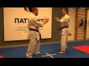 Uechi-ryu karate do / Study free kumite (sparring)