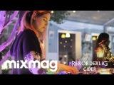 LA FLEUR Sunset Session in LA w Mixmag x Rekorderlig