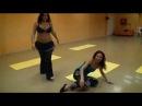 Урок 6. Танец живота, восточные танцы, арабский танец. Школа танцев Экспромт СПб