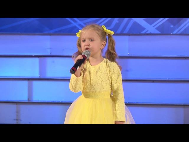 Никитина Кристина - «Веселая песенка» (А.Ермолов, В. Борисов)