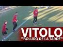 ¿Por qué El Profe acabó llamando boludo de la tarde a Vitolo Diario AS