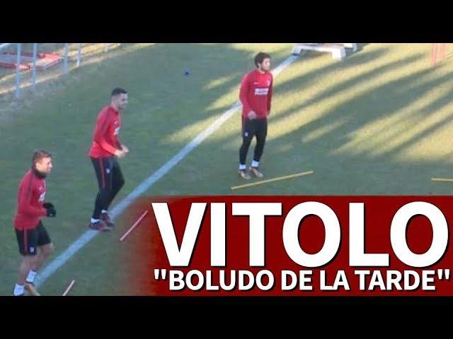 ¿Por qué El Profe acabó llamando boludo de la tarde a Vitolo? | Diario AS