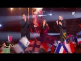 Garou, Isabelle Boulay et Christophe Willem - Heroes