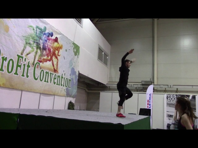 Dmytriy Ponomarenko - Functional Training (PRO-FIT Convention-2018)