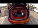 Tuning Cars Toyota Prius Tr4p4 hornet 250cc 4x1 flauta