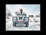 Nissan Patrol.Light OFFROAD.Тест-драйв.KoshkaUSSR and Forsage7.
