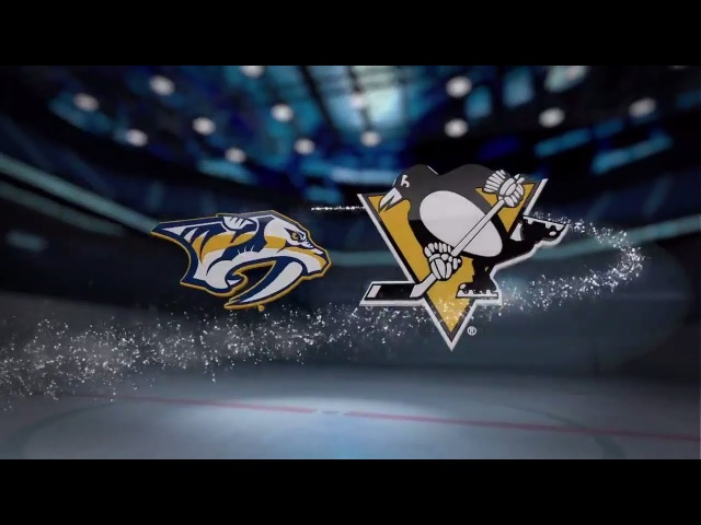 Обзор | НХЛ 2017/18. Регулярный чемпионат. «Нэшвилл» – «Питтсбург» 0:4 | 07.10.17