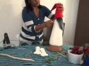 Como hacer un Noel Ermitaño fácil