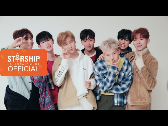 [Making Film] 몬스타엑스(MONSTA X) 'DRAMARAMA' PHOTO SHOOT