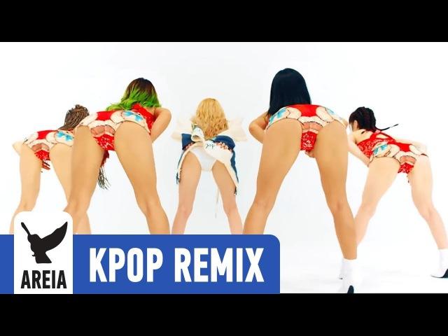 Hyuna (현아) - Lip Hip   Areia Kpop Remix 302