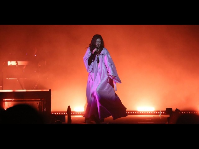 Lorde - Precious Metals (Unreleased Melodrama Song) Milwaukee, March 1