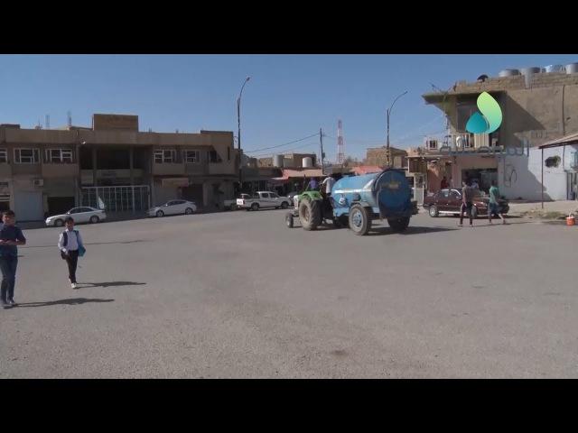 Ирак:Стабильность ситуации в районе Башеки после контроля сил безопасности и народ требует отказа от разделения