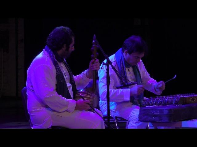 Хамид Реза Даду и Надер Хатамсаз - Диалог белых птиц @ ДК Салют 03.02.2018