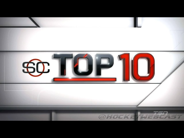Top 10 Outside The Crease Moments (HD)