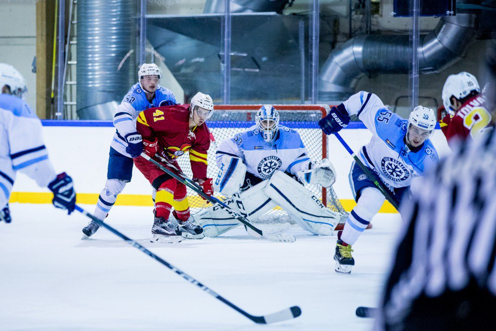 Отчет о матче Йокерит-Сибирь