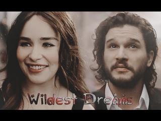 Kit Harington & Emilia Clarke | Dolce&Gabbana | Wildest Dreams
